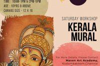 Kerala Mural -17.04.2021