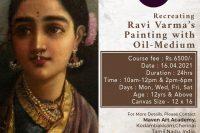 Ravi Varma Painting -16.04.2021