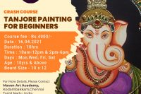 Tanjore Painting - 12.04.2021-2